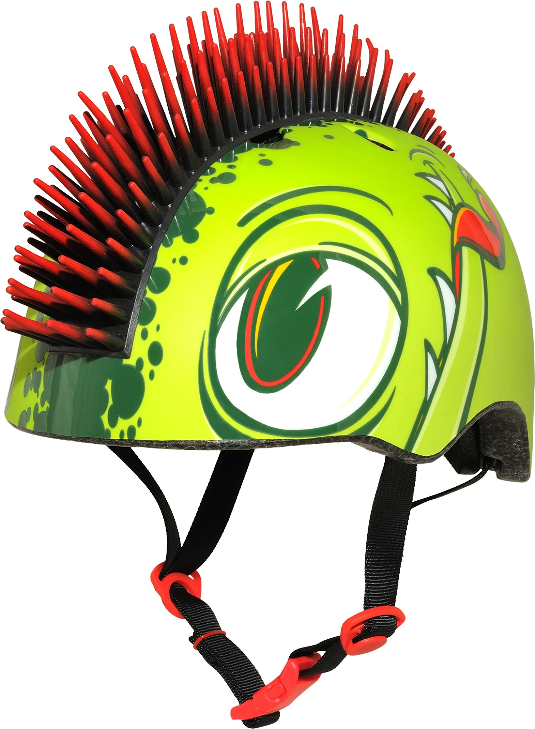 Raskullz Slimeball Helmet, Green, Ages 5+