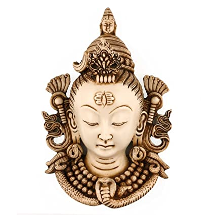 Amazon Com Craftvatika Indian Hindu God Shiva Wall Hanging Home