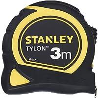 Stanley Bandmaat Tylon 3 m, kunststof behuizing, extra sterke gebogen band, Tylon-polymeer-beschermlaag, 0-30-687