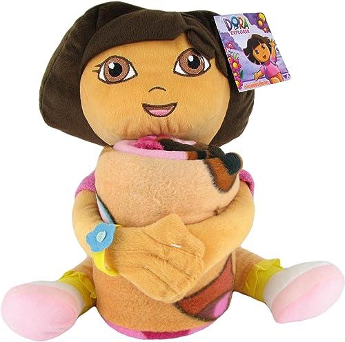 Dora The Explorer Throw Pillow Set