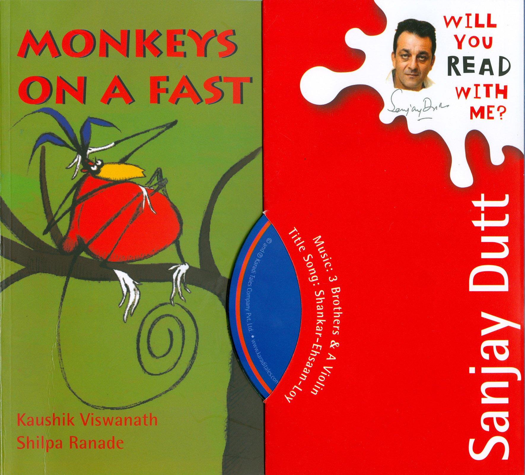Download Monkeys on a Fast pdf
