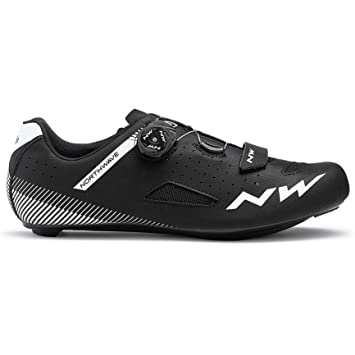 Northwave Zapatillas Carretera Core Plus Negro - Talla: 41