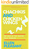 Chachkis and Chicken Wings: The Case of the Oakton Falls Burglar (Seymour Masterson Psychic Medium Detective Book 1)