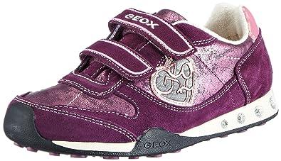 c2cb46f5ae33cc Geox J NEW JOCKER M J34G2M02254C7016 Mädchen Sneaker  Amazon.de ...