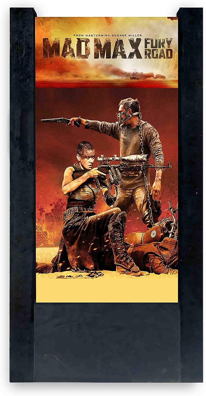 lámpara de mesa negra Mad Max Fury Road: Amazon.es: Iluminación