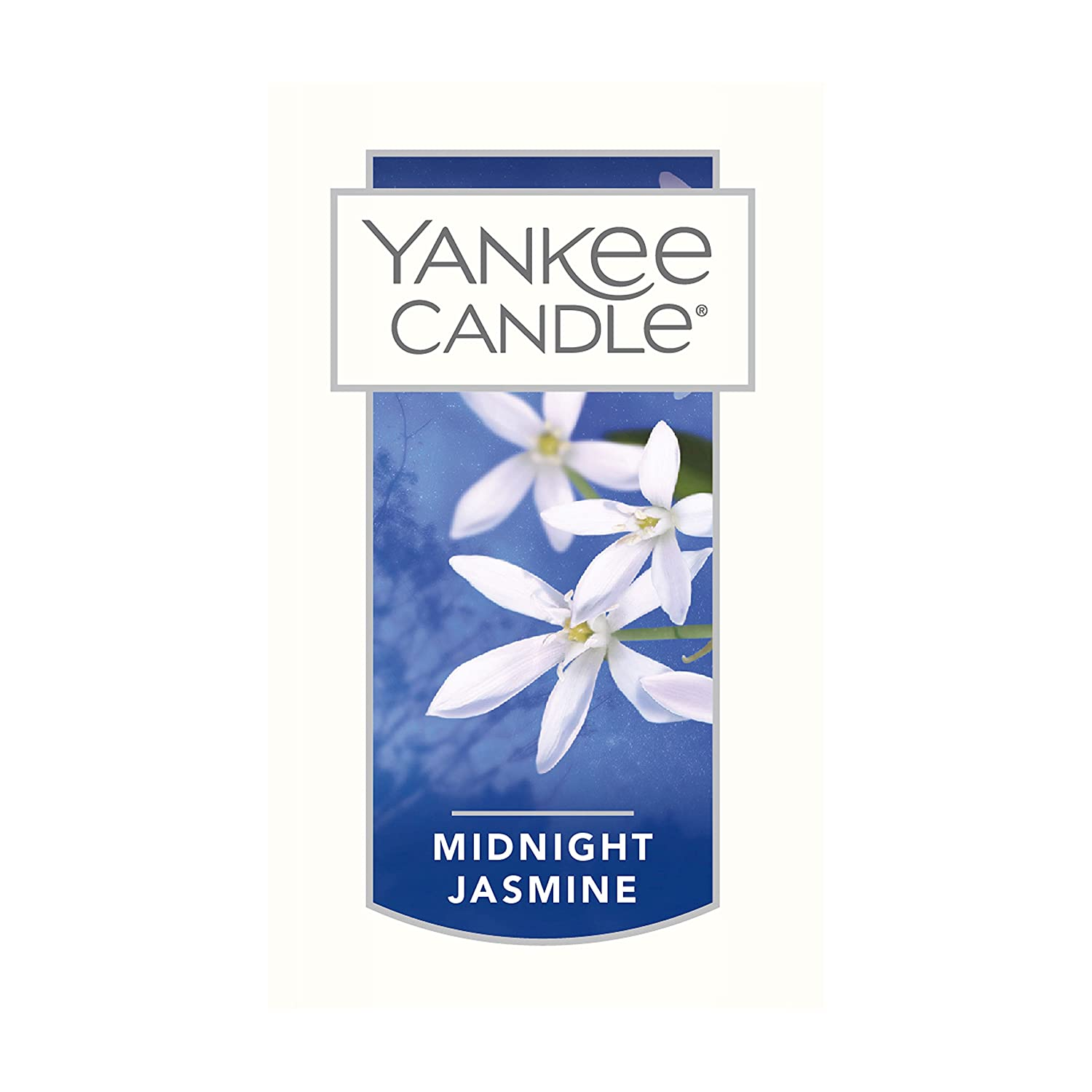 Midnight Jasmine Yankee Candle Company 1129547Z Yankee Candle Large 2-Wick Tumbler Candle