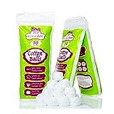 Jumbo Cotton balls - 210 ct