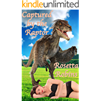 Captured by the Raptor (Lesbian Dino Series Book 1)
