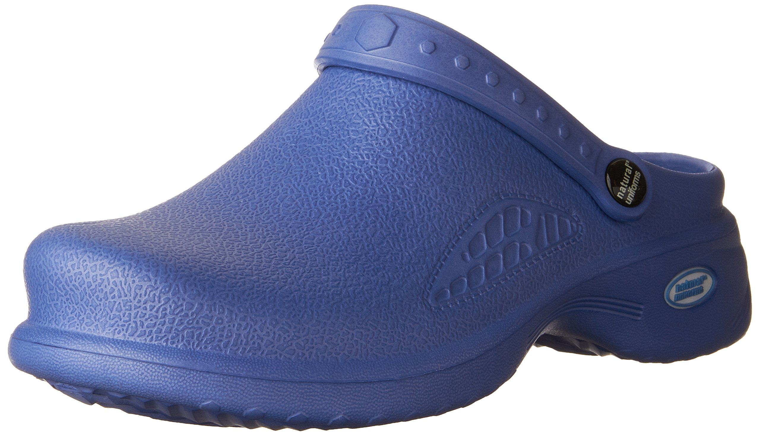 Natural Uniforms Women's Lightweight Comfortable Nurse/Nursing Clogs, Ceil Blue 32339-8B(M) US