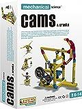 Engino  Mechanical Science: Cams & Cranks Construction Kit
