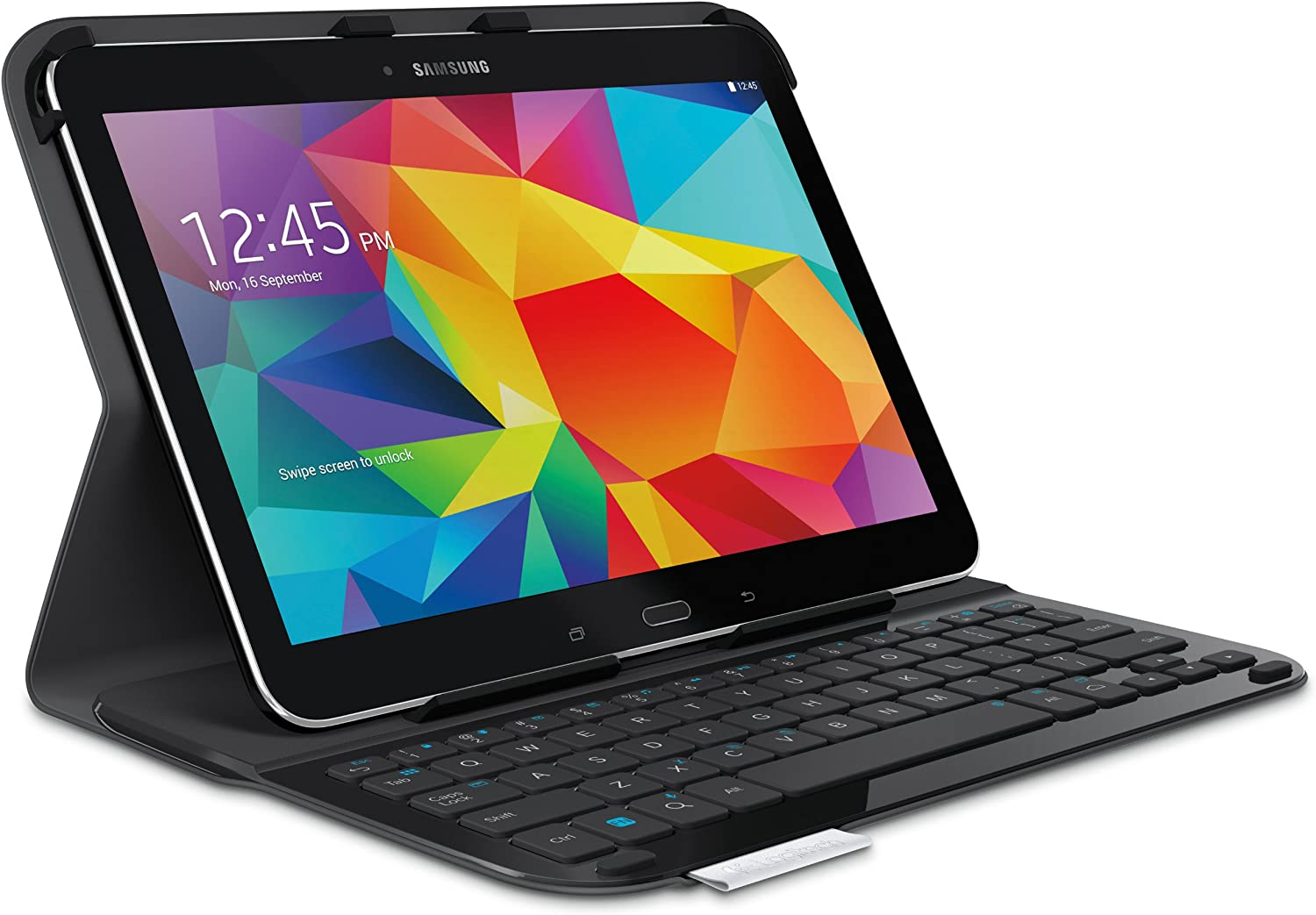 Logitech Ultrathin Keyboard Folio for Samsung Galaxy Tab 4 - 10.1 Inches - NOT for Tab A, NOT for Tab 2, will ONLY Fit Galaxy Tab 4 -10.1 Inch Version