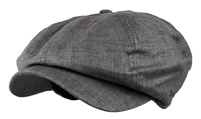 Women's Vintage Hats | Old Fashioned Hats | Retro Hats Wonderful Fashion Mens Linen 8 Panel Applejack Gatsby newsboy IVY Hat $16.74 AT vintagedancer.com
