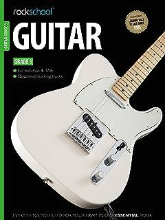 Rockschool Guitar Grade 3: Grade 3 (2012-2018)