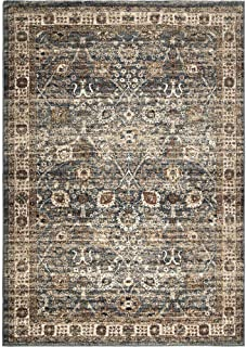 "product image for Orian Rugs Tree of Life Indigo 6'5""x9'6"""