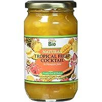Cecil Bio - Ensalada de frutas tropicales natural, 350 ml (pack de 6)