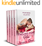 Falling for Him Collection: Four Book Collection