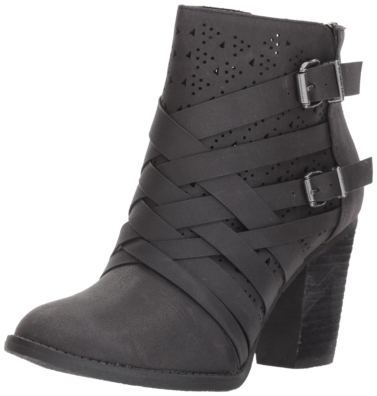 Not Rated Women's Gaudi Fashion Boot B075FTM69X 7.5 B(M) US Black