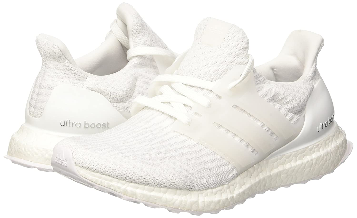Ftwwht/Crywht Running Shoes-9.5