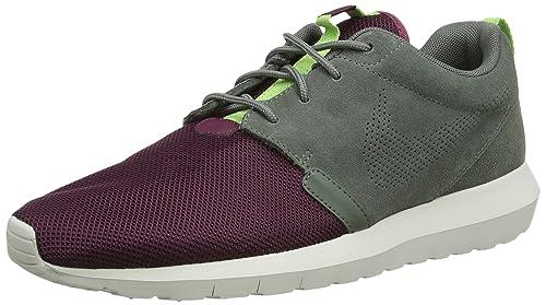 brand new d520d 1c159 Nike Roshe Run NM FB - Zapatillas de Running de sintético para Hombre (RVR  RCKVlln RdLght STNPsn G) 47 Amazon.es Zapatos y complementos