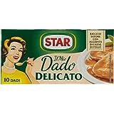 Star - Dado Delicato, con Sale Iodato - 8 confezioni da 10 dadi [80 dadi]