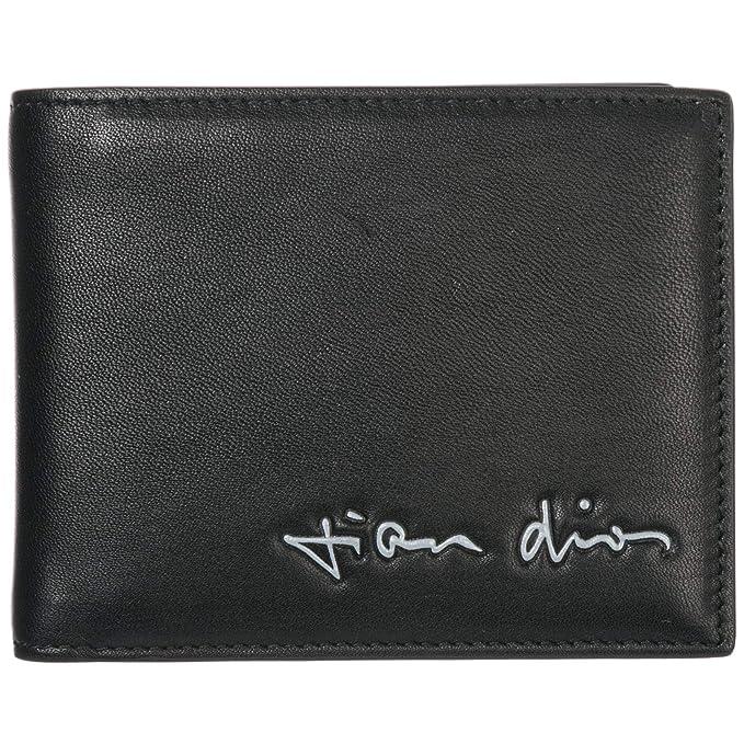 Dior monedero hombre nero: Amazon.es: Ropa y accesorios