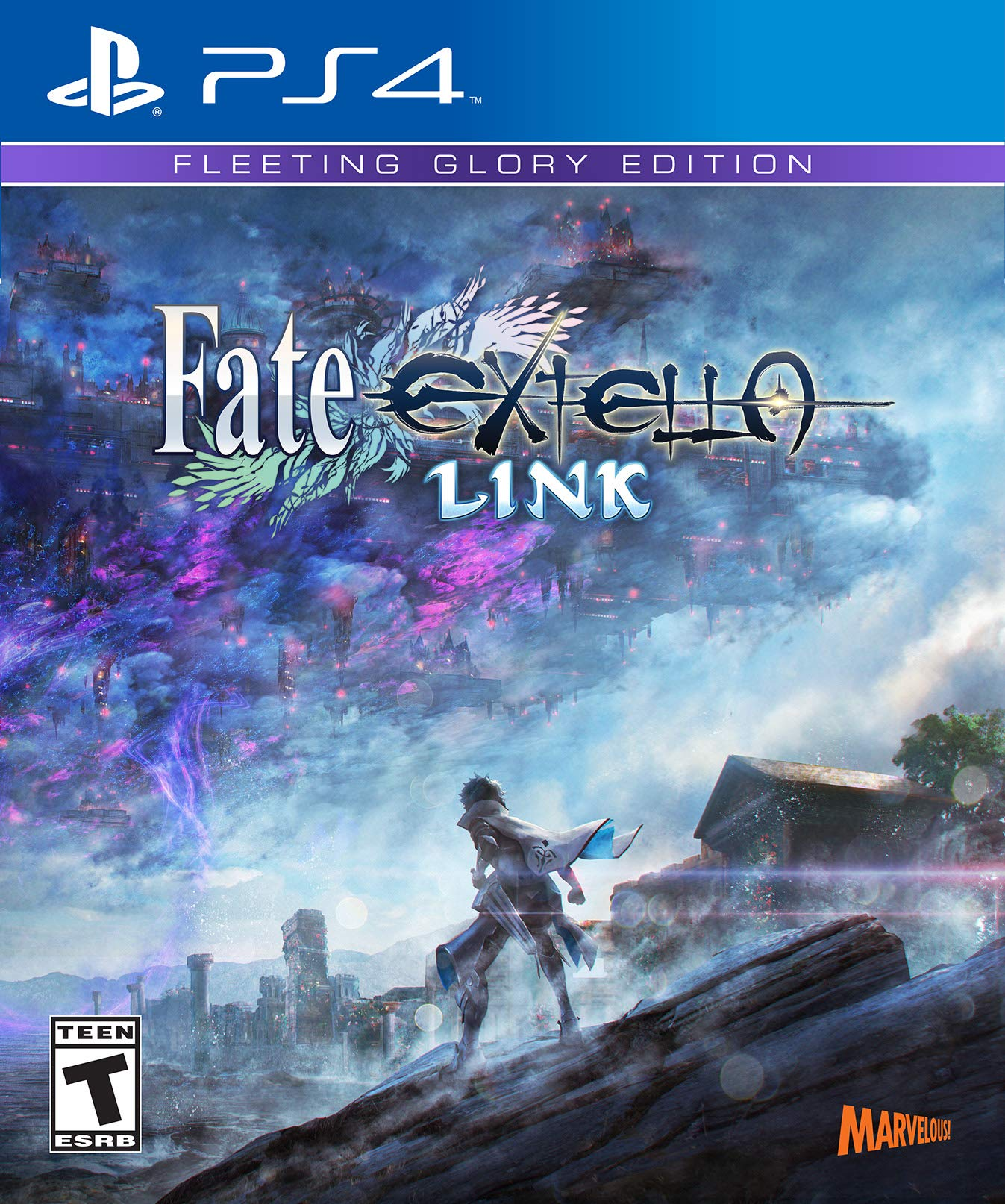 Fate/EXTELLA Link - Fleeting Glory Limited Edition -...