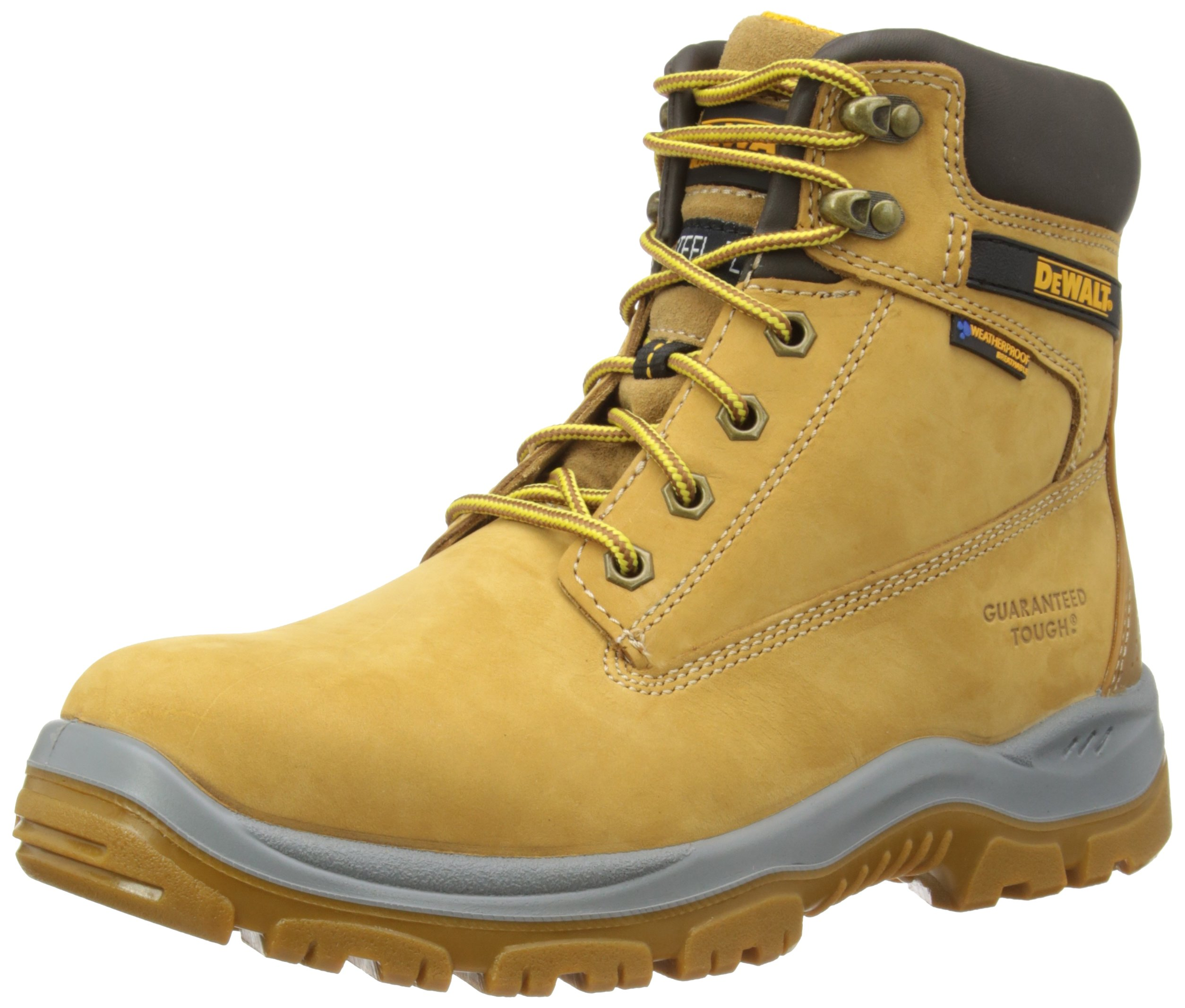 Titanium Safety Boots, Hone