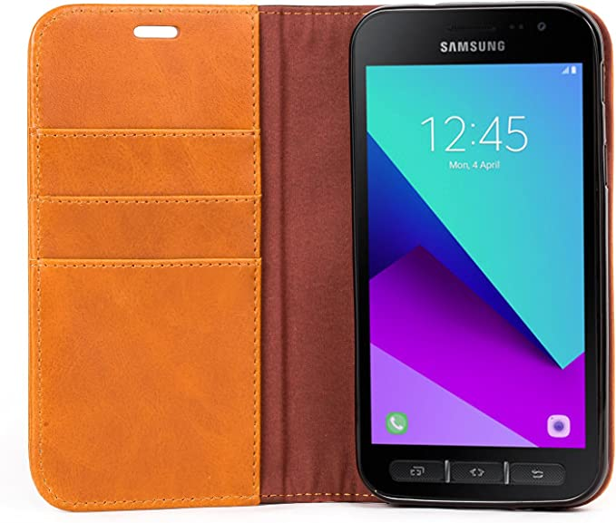 Mulbess Handyhülle Für Samsung Galaxy Xcover 4s Hülle Elektronik