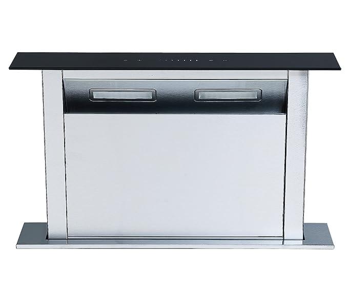 Cookology CDD600BK, cappa di ventilazione da cucina, aria ...