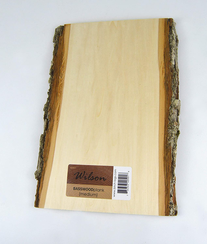 Basswood Plank