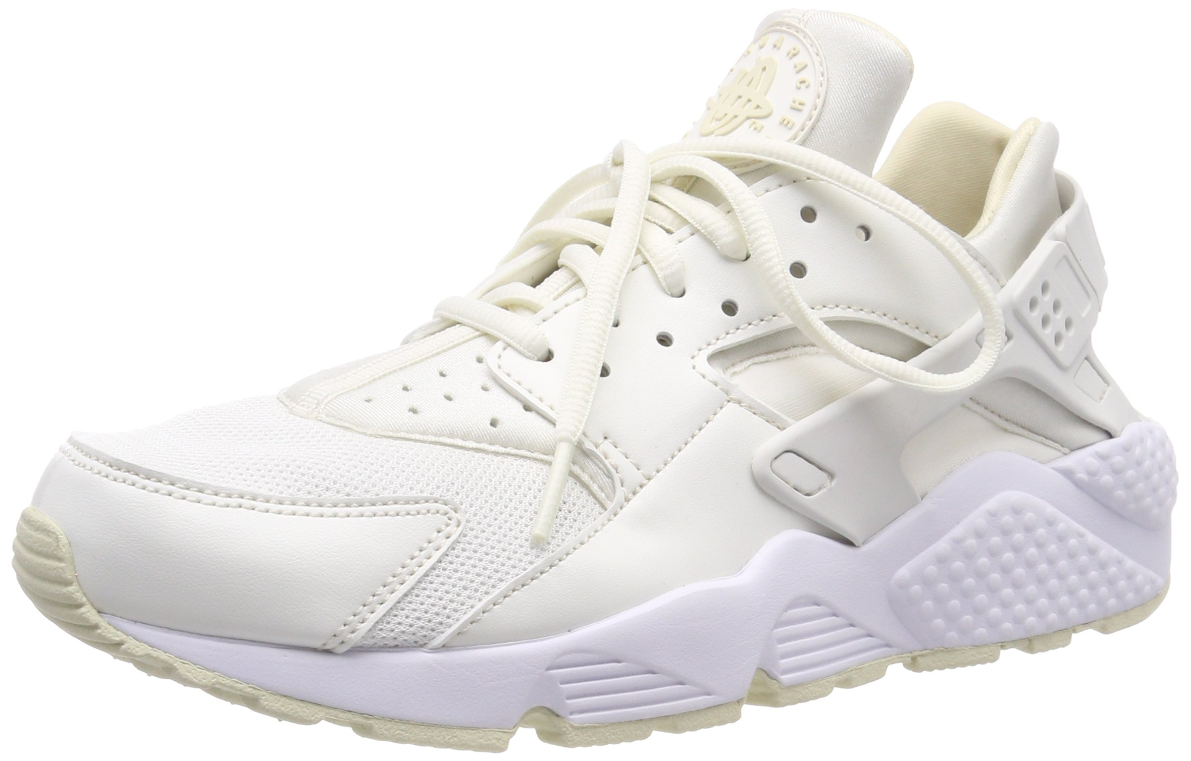 best cheap f1e5a 22340 Nike Air Huarache Women's Running Shoes Sail/Fossil/White 634835-115 (9  B(M) US)