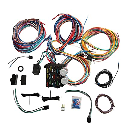 Ford Wiring Harness Kits - Wiring Diagram & Cable Management on