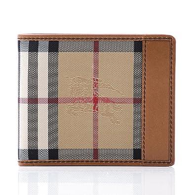 8337734a5462 Amazon   (バーバリー) BURBERRY 二つ折り 財布 [並行輸入品]   財布