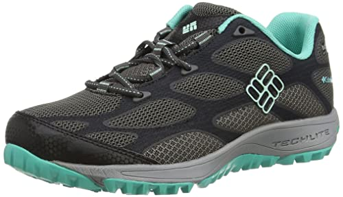 Columbia Conspiracy IV Outdry - Scarpe Sportive Outdoor Donna, Nero (Shark/Sea Ice), 37.5 EU
