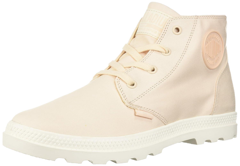 Palladium Women's Pampa Free CVS Ankle Boot B074B5YR7R 7.5 B(M) US|Ivory
