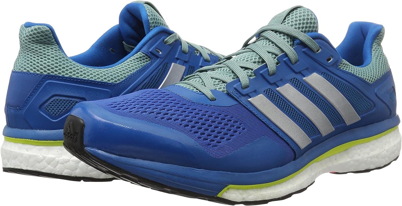 adidas Supernova Glide 8, Zapatillas de Running para Hombre, Azul ...
