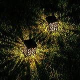 Twinkle Star 8 Pcs Hanging Solar Lantern with