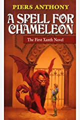 A Spell for Chameleon (Original Edition) (Xanth Book 1) Kindle Edition
