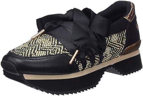 Gioseppo 43370, Zapatillas para Mujer, Negro (Black), 39 EU