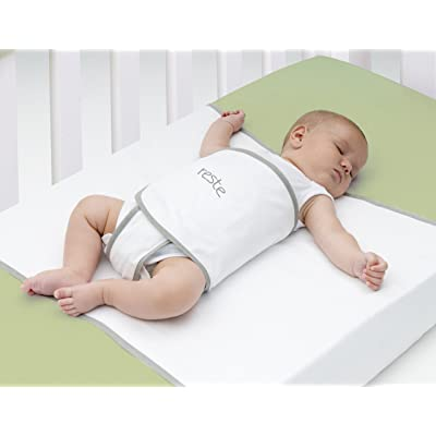 Reste Safe Sleep Swaddle Blanket for Crib Safet...