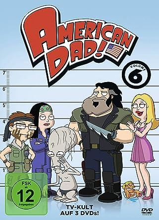 American Dad - Season 6 [Alemania] [DVD]: Amazon.es: Brent ...