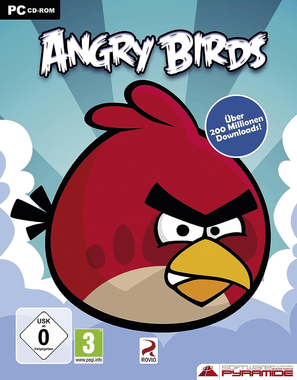 Angry Birds [Software Pyramide]: Amazon.de: Games