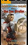 Rookstorm Online Book 1: New Game Adventure (LitRPG Series) (Rookstorm Online Saga)