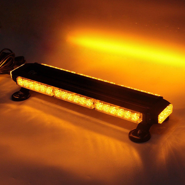 Evershine Signal Es-318/H/éro/ïque Spirit Beetle Forme LED durgence avertissement Traffic Advisor Vehicle Strobe Light bar avec LED de quatre c/ôt/és Diff/érentes couleurs et longueurs sont disponibles en option