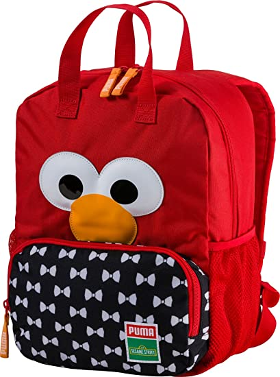 f9b8b2ae70d64d Amazon.com  PUMA Kids  Sesame Street Backpack (One Size