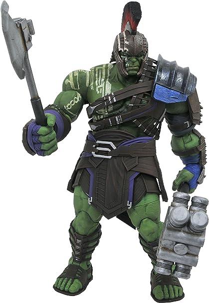 Diamant Nouveau 2018 Marvel Sélectionner Gladiator Thor Ragnarok Figurine