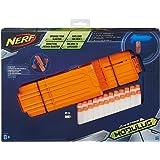 """Hasbro Nerf B1534EU4 - N-Strike Elite Modulus Zubehör-Set """"Doppelseitiges Clip-Magazin"""", Nerf Zubehör"""