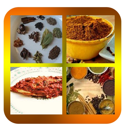 (Home Made Masalas and Curry Powders)