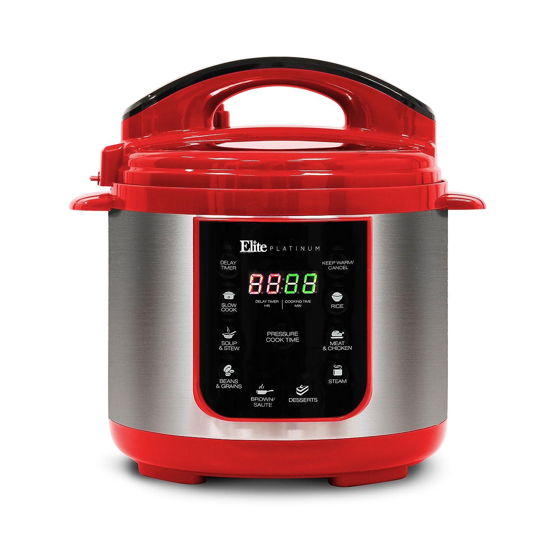 Elite Platinum EPC-414 Maxi-Matic 4 Quart Electric Pressure Cooker