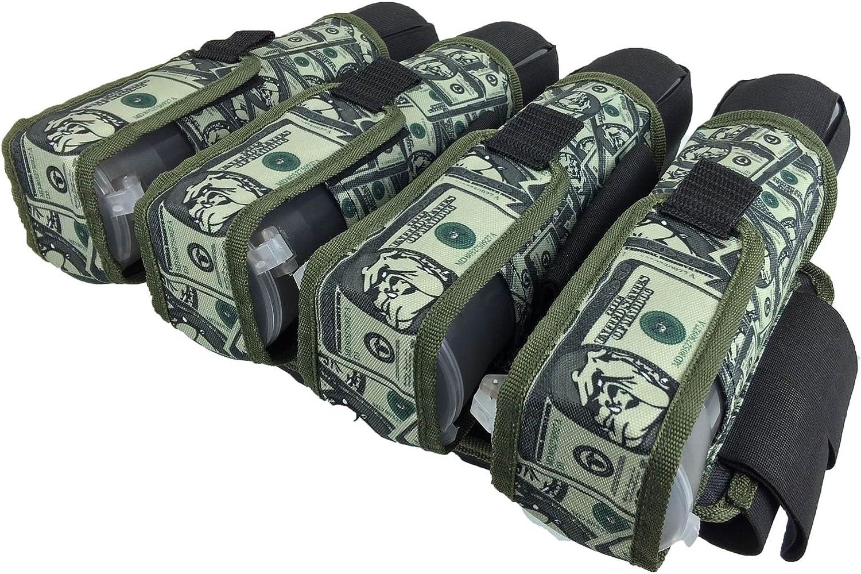 MAddog Money Pro Paintball Pod Harness